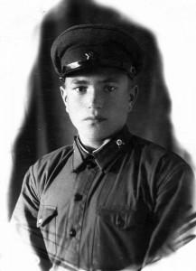 Р. Кужахметов, сентябрь 1941 г.