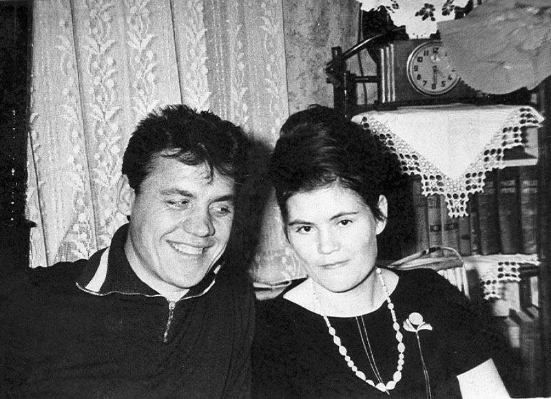 Иван и Людмила Абрамовы