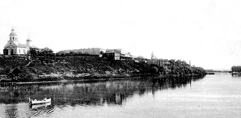 Весенний Урал в Оренбурге. Фото рубежа XIX-XX вв.