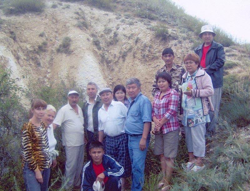 Экологическая экспедиция на Сауркин яр