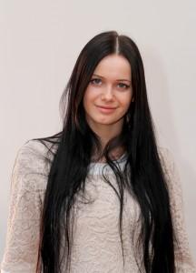 Руководитель театра Алена Романова
