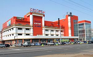 Кинотеатр «Cinema Park»