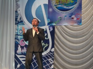 Марат Сарбупеев на конкурсе композиторов