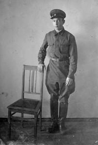 Май, 1939 год. Монголия