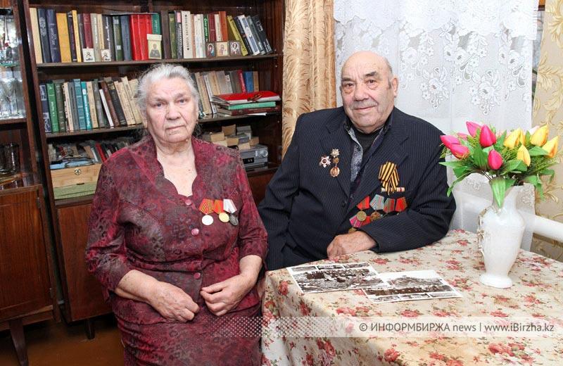 В.А. и А.Г. Ивановы: вместе уже 62 года
