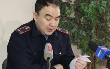Начальник Управления административной полиции ДВД ЗКО