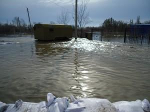 Паводок 2011 года