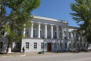 Библиотека им. Х.Есенжанова