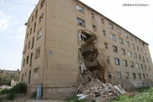 Общежитие в Атырау