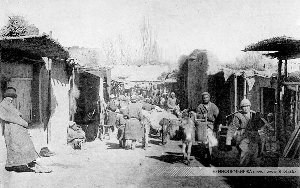 Кашгар. 1899 г. Г. Дизи.
