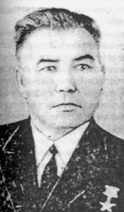 Кенжебек Мендалиевич Мендалиев
