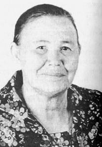 Нина Михайловна Шубина