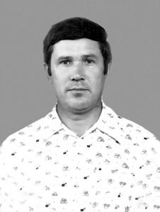 А.К. Комаров. 1980 г.