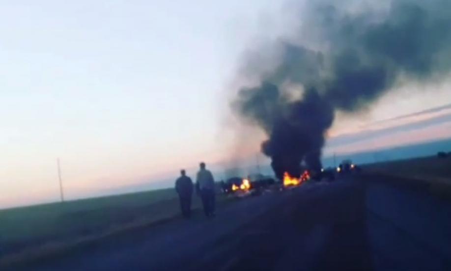 Натрассе Уральск-Атырау погибли 5 человек
