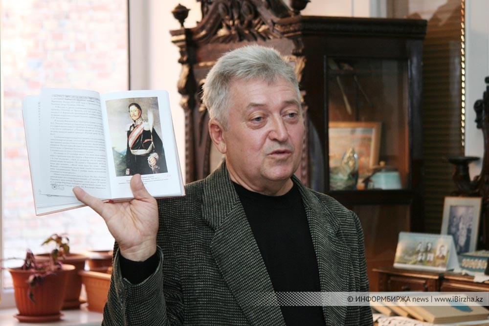 Николай Щербанов