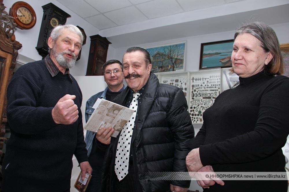 Александр Ялфимов, Вилли Токарев и Наталья Сладкова