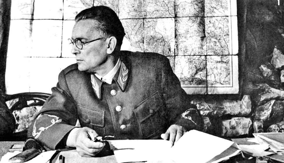 Главнокомандующий НОАЮ маршал Тито. Остров Вис. 1944-1945 годы