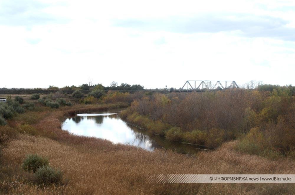 Река Утва в Аксае