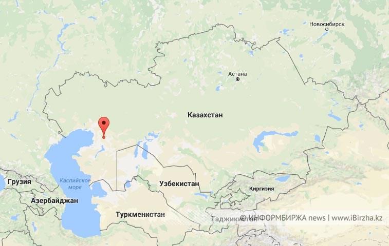 ВЗападном Казахстане случилось землетрясение