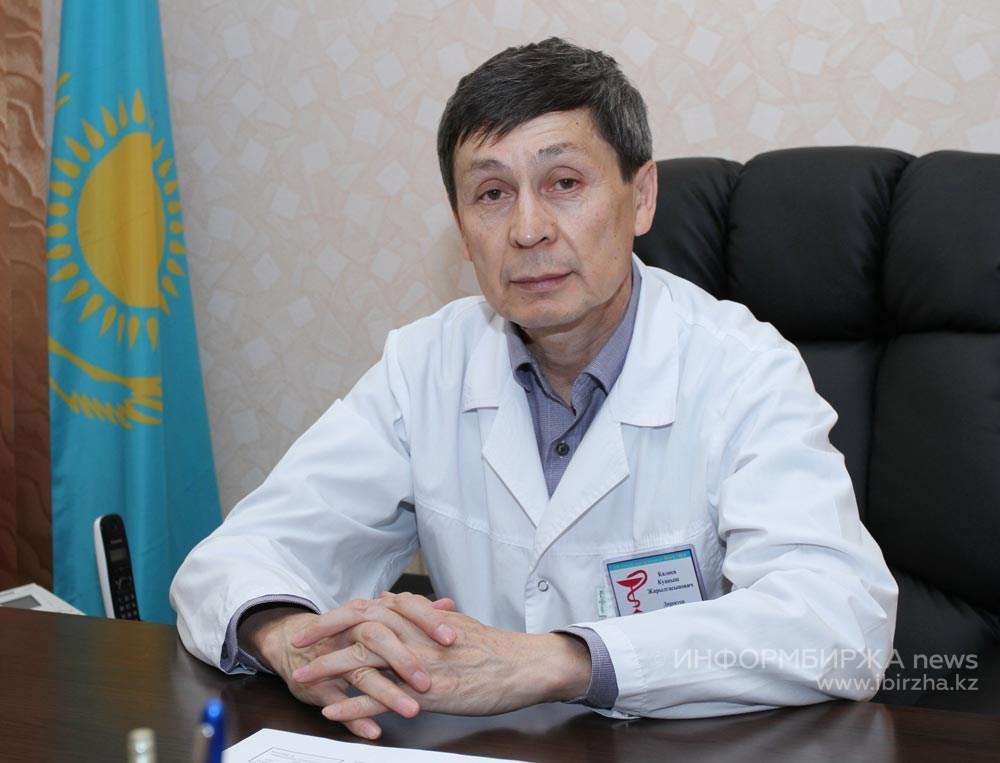 К.Ж. Калиев