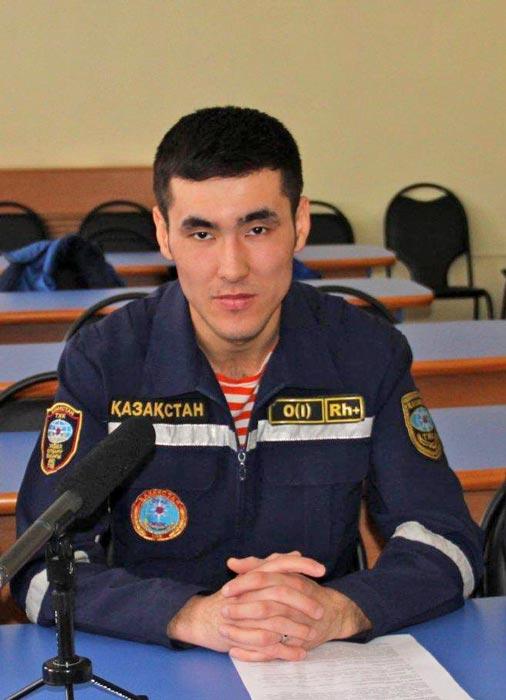 Акылбек Саинов
