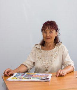 Валентина Новиковская