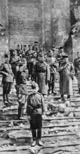 Самый юный участник штурма рейхстага Георгий Артеменков