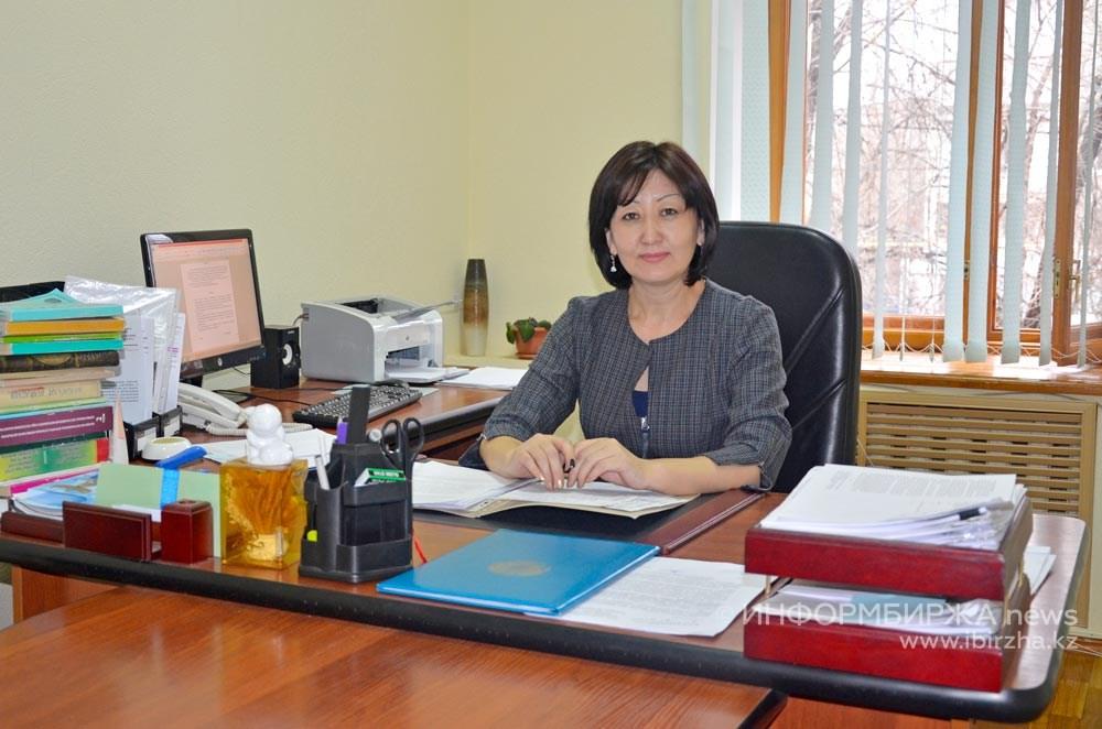 Ж. Б. Ешпанова
