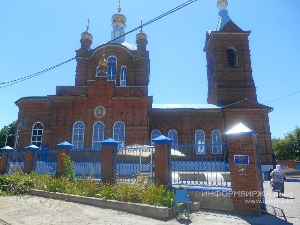 Покровский собор г. Константиновск