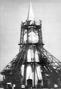 Ракетная установка Р-7