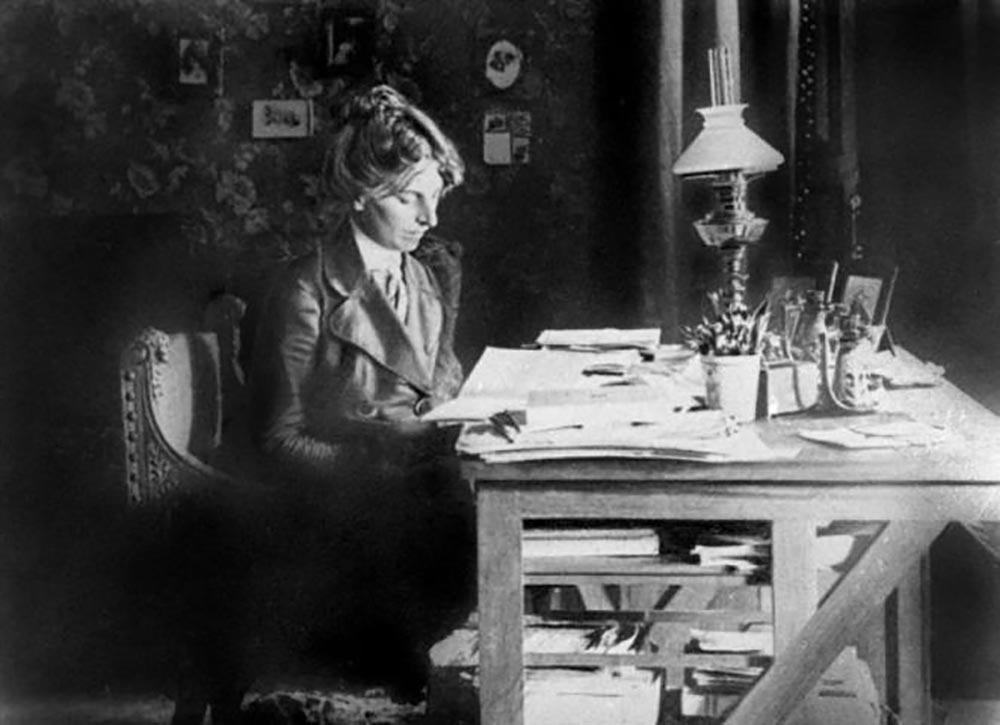 Инесса Арманд, 1904 год
