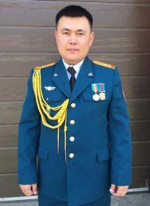 Акылбек Кубашев