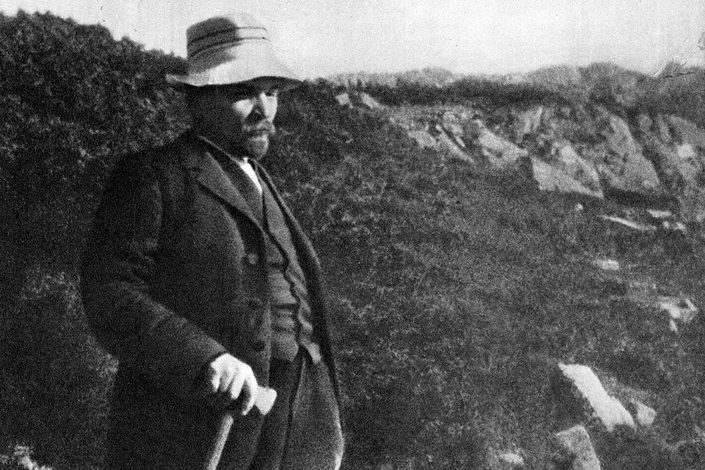 Ленин в Цюрихе