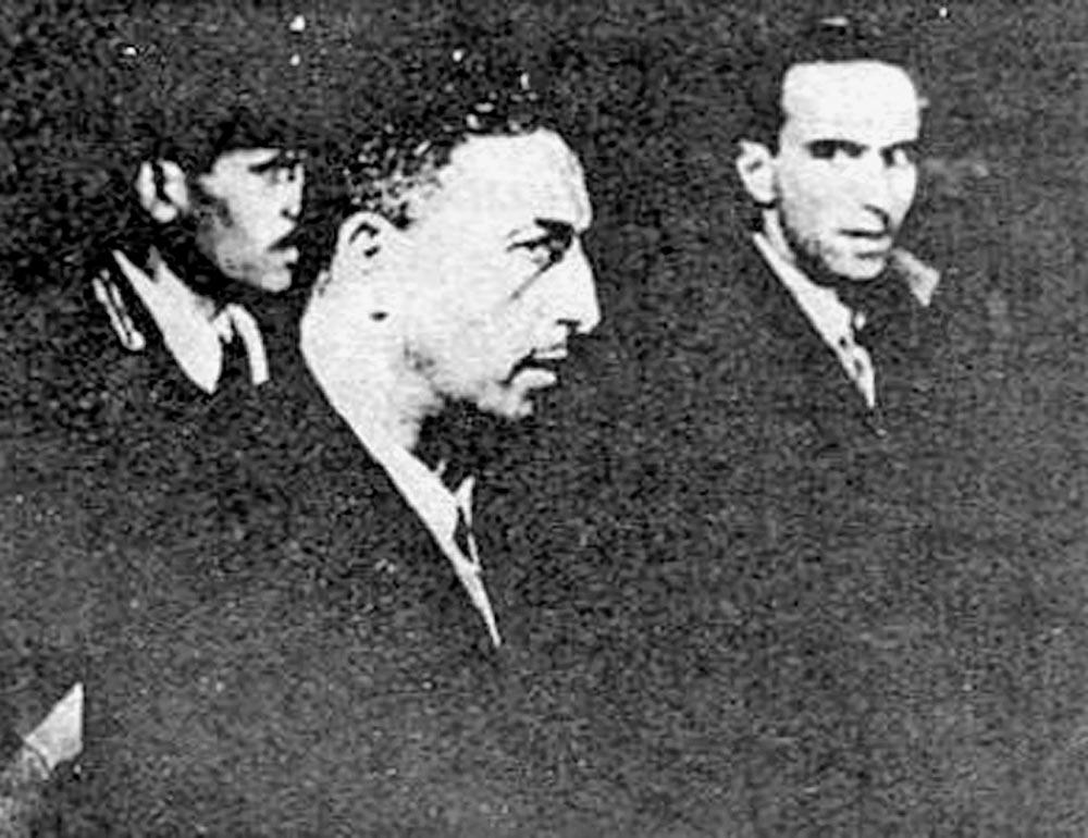 Г. Капплер и П. Карузо