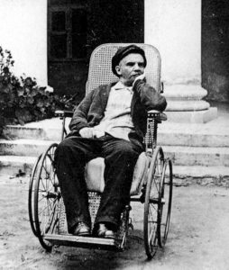 Ленин в Горках. 1923 г.