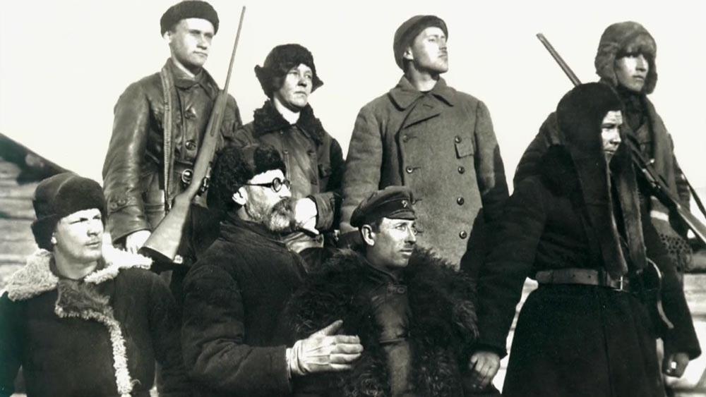 Экспедиция Л. Кулика