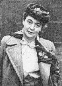 Н. Решетовская (первая жена)