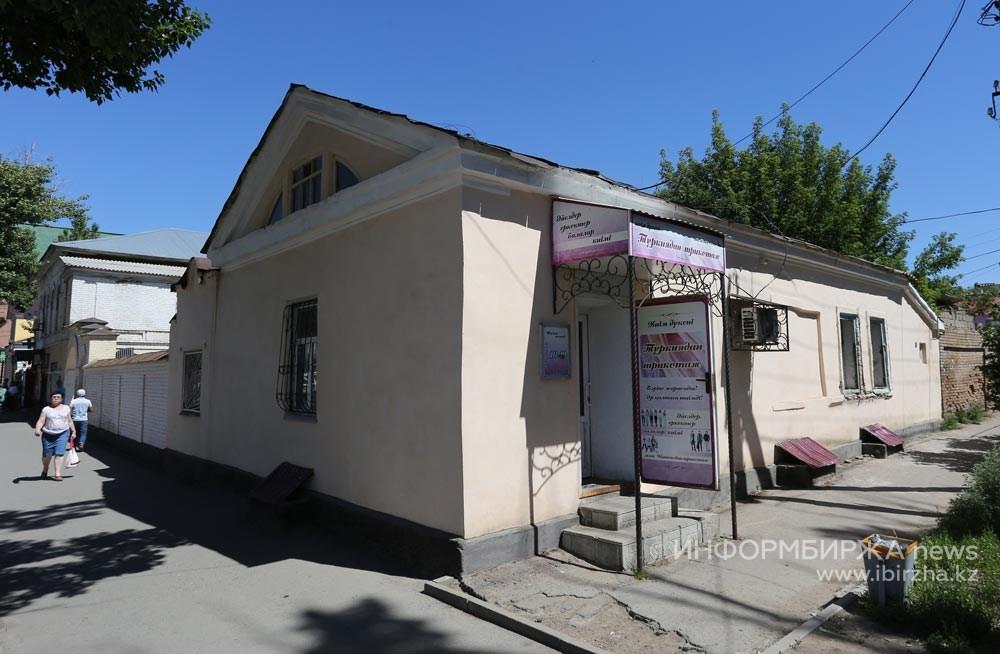 Здание переживает реновацию со знаком минус