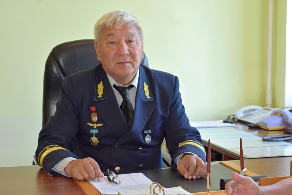 Ж. Туребеков
