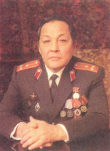 Т. Еспанов