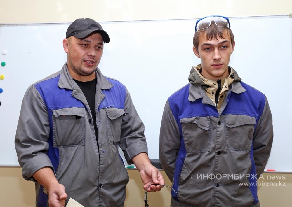 Артем Бойко и Олег Николенко