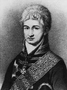 Великий русский путешественник, граф Николай Петрович Резанов