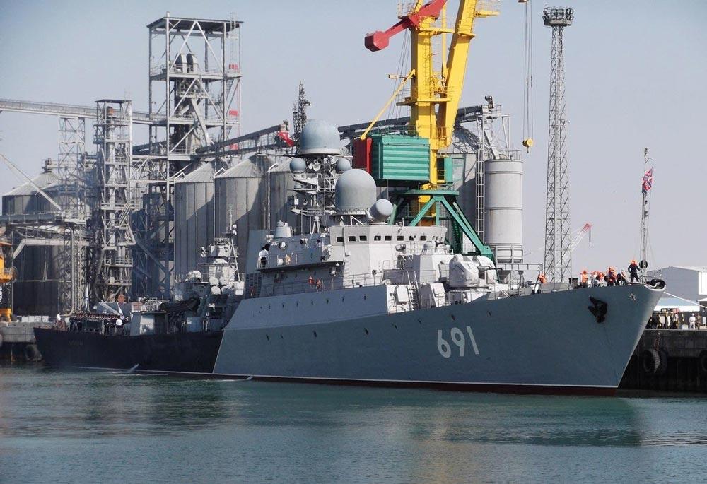Ракетный крейсер «Татарстан»