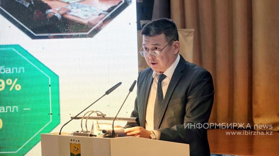 Аким Желаевского сельского округа Тимур Ашигалиев