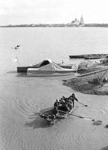 Половодье 1957 года на Урале