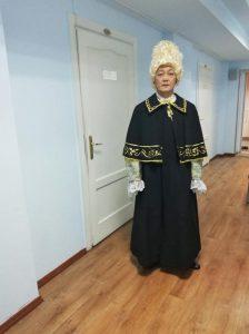 Дядя Жаныбек Аубекеров