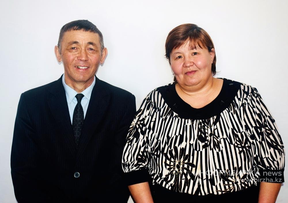 Родители Бейимбет, Гүлнар