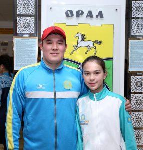 Тренер Д. Хаиров