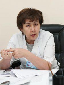 Г.Ж. Джумагалиева