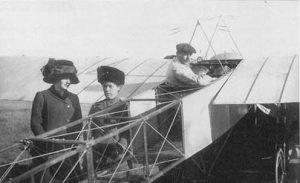 1910 год. Летчик А.А. Васильев